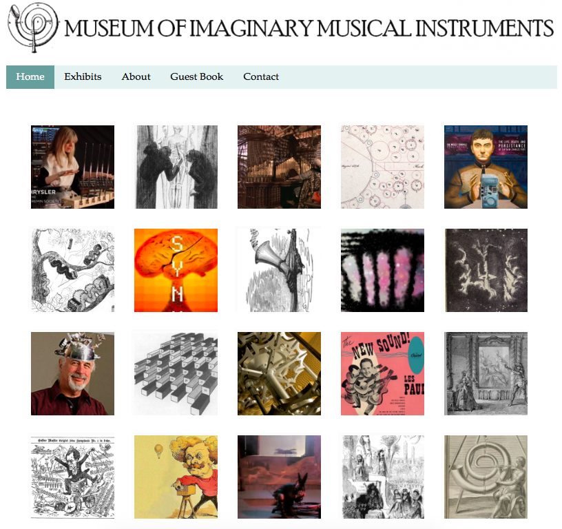 Museum of Imaginary Musical Instruments